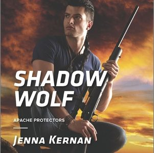 BOOK REVIEW  –  Shadow Wolf  –  Jenna Kernan