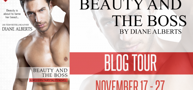 BLOG TOUR  –  Book Review/Giveaway – Beauty and the Boss  –  Diane Alberts