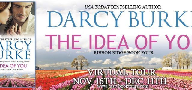 BLOG TOUR  –  BOOK REVIEW/GIVEAWAY  –  The Idea of You  –  Darcy Burke