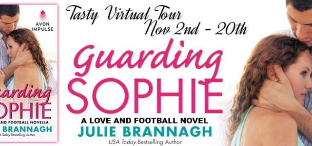 BOOK TOUR  –  BOOK REVIEW / GIVEAWAY  –  Guarding Sophie  –  Julie Brannagh