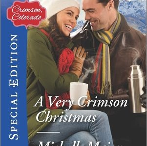 BOOK REVIEW  –  A Very Crimson Christmas  –  Michelle Major