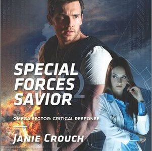 BOOK REVIEW  –  Special Forces Savior  –  Janie Crouch