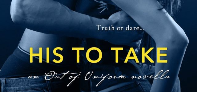 BLOG TOUR / BOOK REVIEW  –  His To Take  –  Katee Robert