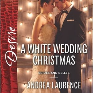Book Review  -A WHITE WEDDING CHRISTMAS  –  Andrea Laurence