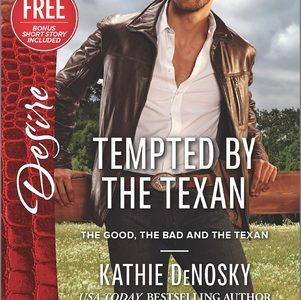 Book Review  –  TEMPTED BY THE TEXAN by Kathie DeNosky