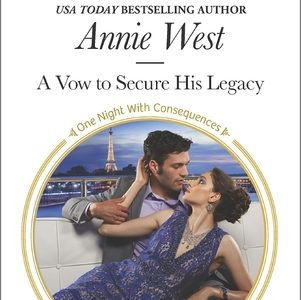 ** Book Review **  A VOW TO SECURE HIS LEGACY by Annie West