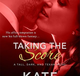 ** Blog Tour / Book Review / Giveaway **  TAKING THE SCORE by Kate Meader