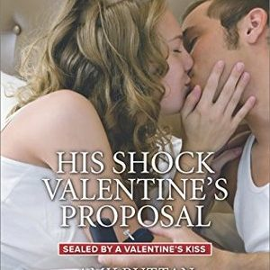 ** Book Review **  HIS SHOCK VALENTINE'S PROPOSAL by Amy Ruttan