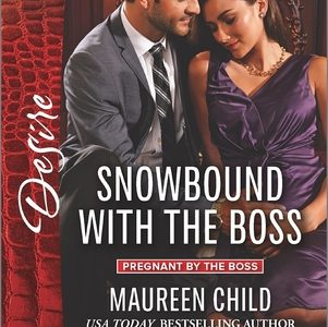 ** Book Review **  SNOWBOUND WITH THE BOSS by Maureen Child