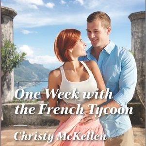 ** Book Review **  ONE WEEK WITH THE FRENCH TYCOON by Christy McKellen