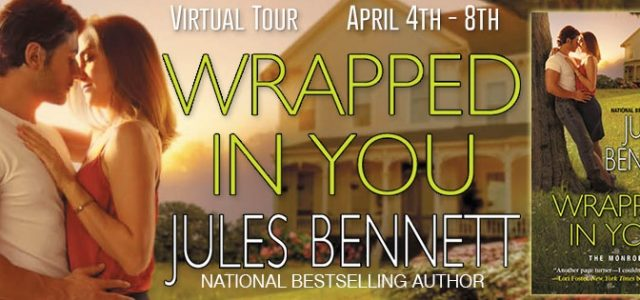 ** Blog Tour ** WRAPPED IN YOU by Jules Bennett