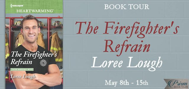 ** Blog Tour / Book Review **  THE FIREFIGHTER'S REFRAIN by Loree Lough
