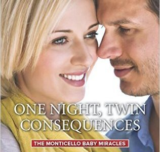 ** Book Review **  ONE NIGHT, TWIN CONSEQUENCES by Annie O'Neil