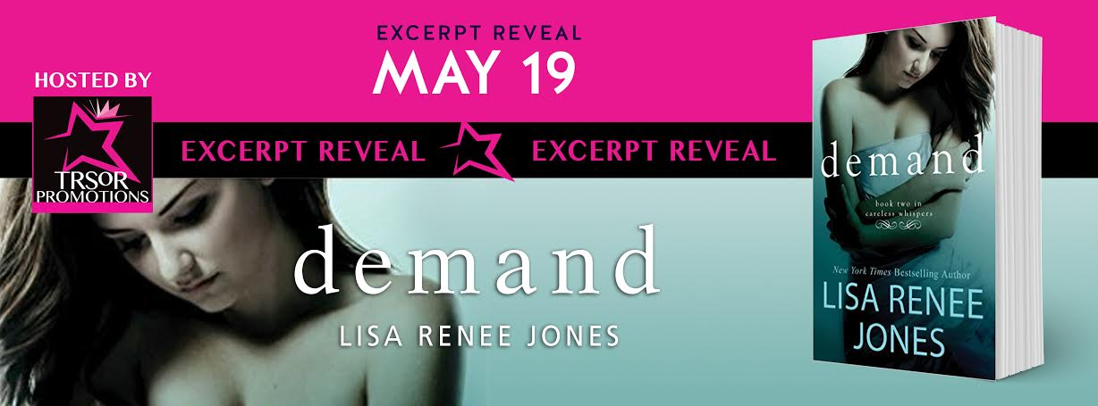 DEMAND EXCERPT REVEAL