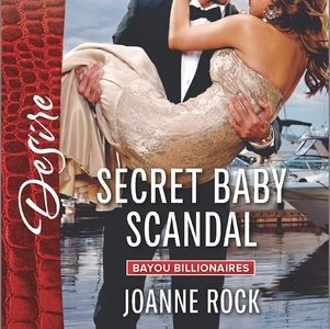 ** Blog Tour / Book Review **  SECRET BABY SCANDAL by Joanne Rock