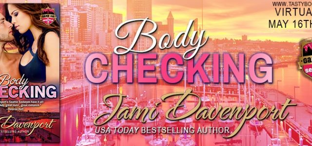 ** Blog Tour / Book Review **  BODYCHECKING by Jami Davenport