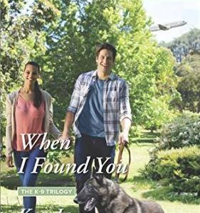 ** Book Review **  WHEN I FOUND YOU by Kate James