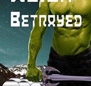 ** Book Review **  ALIEN BETRAYED by Marie Dry