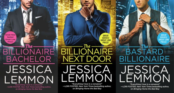 Billionaire Bad Boy Series