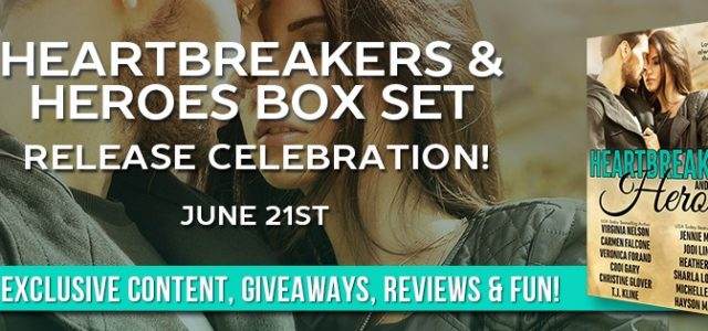** Blog Tour / Release Day Blitz **  HEARTBREAKERS& HEROES Box Set