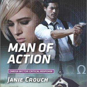 ** Blog Tour / Book Review **  MAN OF ACTION by Janie Crouch