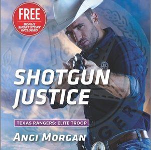 ** Blog Tour / Book Review **  SHOTGUN JUSTICE by Angi Morgan