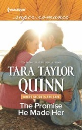 ** Blog Tour / Book Review **  THE PROMISE HE MADE HER by Tara Taylor Quinn
