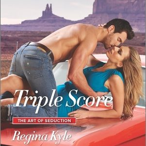 ** Book Review **  TRIPLE SCORE by Regina Kyle
