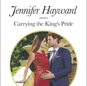 ** Book Review **  CARRYING THE KING'S PRIDE by Jennifer Hayward