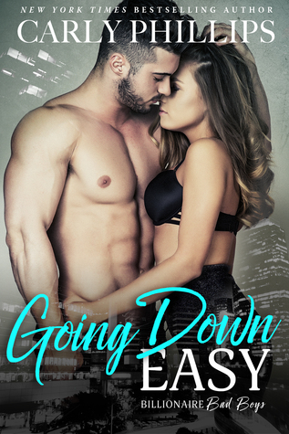 ** Blog Tour / Book Review **  GOING DOWN EASY by Carly Phillips