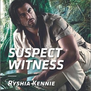 ** Book Review **  SUSPECT WITNESS by Ryshia Kennie