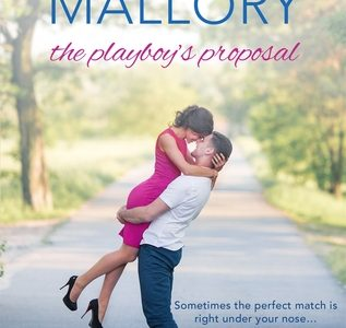 **  Book Review  **  THE PLAYBOY'S PROPOSAL by Ashlee Mallory