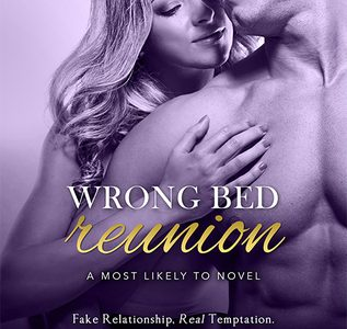 ** Book Review **  WRONG BED REUNION by Candy Sloane