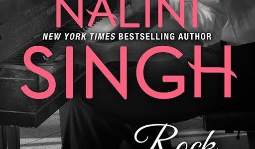 ** Blog Tour / Book Review **  ROCK WEDDING by Nalini Singh