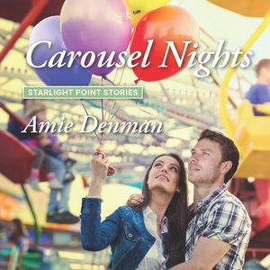 ** Blog Tour / Book Review **  CAROUSEL NIGHTS by Amie Denman