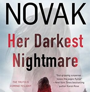 ** Book Review **  HER DARKEST NIGHTMARE by Brenda Novak