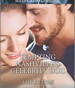 ** Book Review **  TEMPTING NASHVILLE'S CELEBRITY DOC by Amy Ruttan