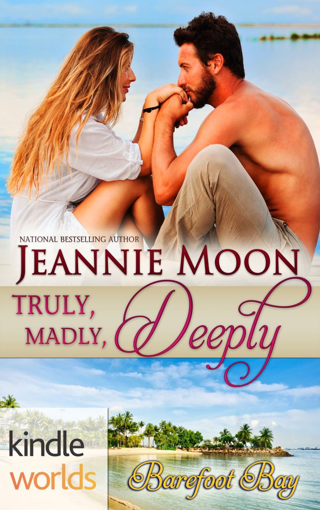 ** Blog Tour / Book Review **  TRULY, MADLY, DEEPLY by Jeannie Moon