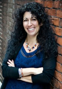 mel author photo headshot400