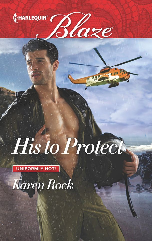 ** Giveaway! **  SIGNED Paperback of HIS TO PROTECT by Karen Rock