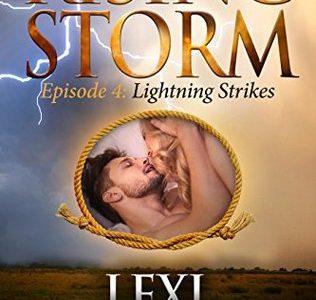 ** Book Review **  LIGHTNING STRIKES by Lexi Blake (Rising Storm, Season 2, Episode 4)