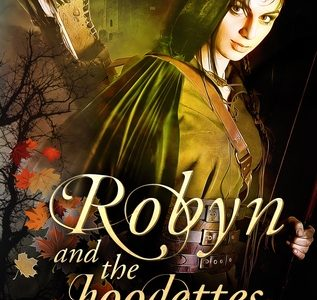 ** Book Review **  ROBYN AND THE HOODETTES by Ebony McKenna
