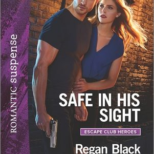 ** Book Review **  SAFE IN HIS SIGHT by Regan Black
