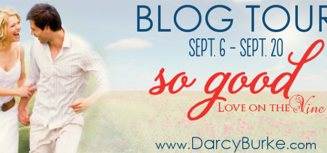 ** Blog Tour / Book Review **  SO GOOD by Darcy Burke
