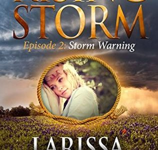** Book Review **  STORM WARNING by Larissa Ione (Rising Storm, Season 2, Episode 2)