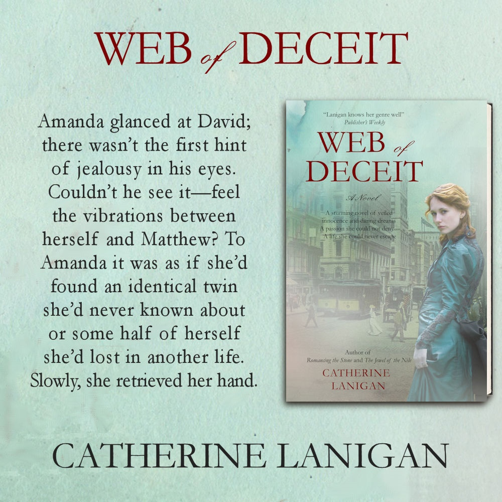 Teaser 5 - Web of Deceit