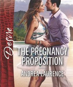 ** Book Review **  THE PREGNANCY PROPOSITION by Andrea Laurence
