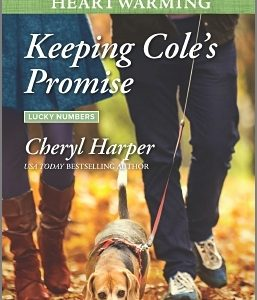 ** Book Review **  KEEPING COLE'S PROMISE by Cheryl Harper