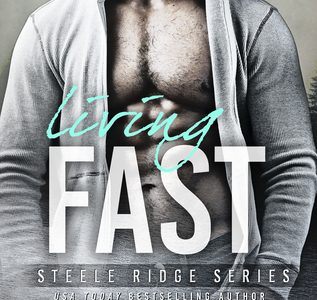 ** Book Review **  LIVING FAST by Adrienne Giordano