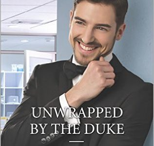 ** Book Review **  UNWRAPPED BY THE DUKE by Amy Ruttan